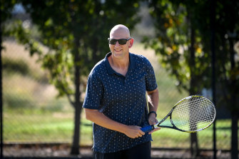 Ryan Roets has been on the CSIRO Total Wellbeing Diet for the better part of a year.