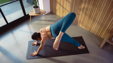 Luluemon's 'smart' yoga mat is designed to correct your poses.
