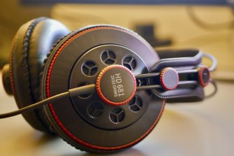 The HD 681 look and feel a bit nasty, but they're light and sound incredible.