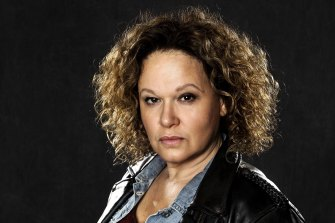 Leah Purcell as Rita Connors in <i>Wentworth</i>.