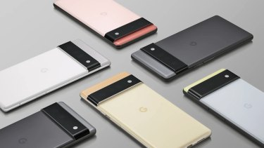 The Google Pixel 6 and 6 Pro will launch later this year.