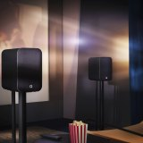 The M20s are a also a very good alternative to a soundbar for movies.